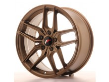 JR-Wheels JR25 Wheels Bronze 18 Inch 8.5J ET40 5x112-60985