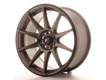 JR-Wheels JR11 Wheels Dark Flat Bronze 18 Inch 8.5J ET40 5x112/114.3-57728-2