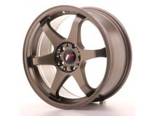 JR-Wheels JR3 Wheels Bronze 17 Inch 8J ET25 4x100/108-47159-20