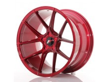 JR-Wheels JR30 Wheels Platinum Red 19 Inch 8.5J  ET40 5x112-67433