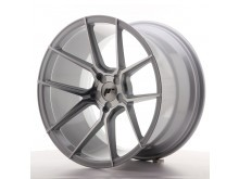 JR-Wheels JR30 Wheels Silver Machined 19 Inch 11J ET15-25 5H Blank-63253