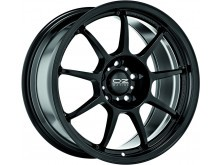 OZ-Racing Alleggerita HLT Wheels Gloss Black 18 Inch 8J ET57 5x130-70163