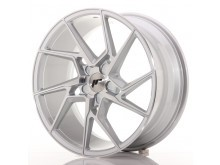 JR-Wheels JR33 Wheels Machined Silver 19 Inch 8.5J  ET20-45 5H Blank-67262