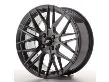 JR-Wheels JR28 17x7 ET40 4x100 Hyper Black-76364