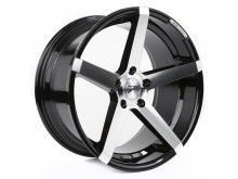 Z-Performance Wheels ZP.06 19 Inch 8.5J ET35 5x120 Black-63359