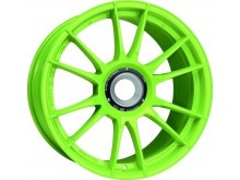 OZ-Racing Ultraleggera HLT Centerlock Wheels Acid Green 20 Inch 11J ET50 15x130-69537