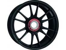 OZ-Racing Ultraleggera HLT Centerlock Wheels Flat Black 19 Inch 9J ET47 15x130-72223