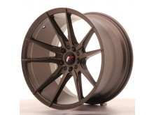 JR-Wheels JR21 Wheels Flat Bronze 19 Inch 11J ET25 5x114.3/120-58102