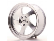 JR-Wheels JR15 Wheels Machined Silver 18 Inch 8.5J ET40 5x112-62866