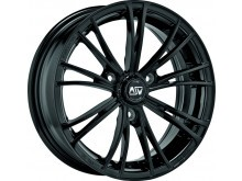 MSW X2 Wheels Gloss Black 15 Inch 6,5J ET30 3x112-70080