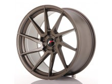 JR-Wheels JR36 Wheels Flat Bronze 20 Inch 10J ET20-45 5H Blank-67378