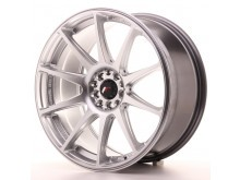 JR-Wheels JR11 Wheels Silver Machined 18 Inch 8.5J ET40 5x112/114.3-57719-2