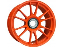 OZ-Racing Ultraleggera HLT Centerlock Wheels Orange 19 Inch 11J ET51 15x130-74279