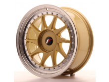 JR-Wheels JR26 Wheels Gold 17 Inch 8J ET20-35 Blank-61317