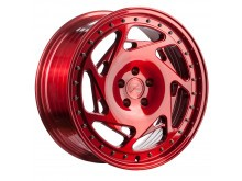 Z-Performance Wheels ZP5.1 19 Inch 8.5 J ET45 5x112  Brushed Candy Red-75773