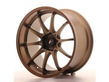 JR-Wheels JR5 Wheels Dark Anodize Bronze 19 Inch 10.5J ET12 Blank-66722