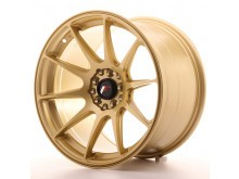 JR-Wheels JR11 Wheels Gold 17 Inch 9.75J ET30 5x100/114.3-55808-4