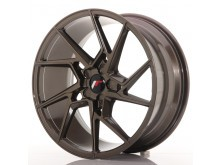 JR-Wheels JR33 Wheels Bronze 19 Inch 8.5J  ET20-45 5H Blank-67259