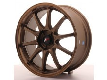 JR-Wheels JR5 Wheels Dark Anodize Bronze 18 Inch 8J ET35 5H Blank-55821-9