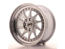 JR-Wheels JR26 Wheels Silver Machined 15 Inch 8J ET25 4x100/108-61292