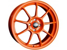 OZ-Racing Alleggerita HLT Wheels Orange 18 Inch 11J ET63 5x130-74264