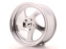 JR-Wheels JR15 Wheels Silver Machined 17 Inch 8J ET35 Blank-56154-29