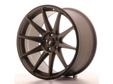 JR-Wheels JR11 Wheels Flat Bronze 20 Inch 10J ET40 5x112-62613