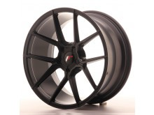 JR-Wheels JR30 Wheels Flat Black 18 Inch 9.5J ET20-40 5H Blank-63246
