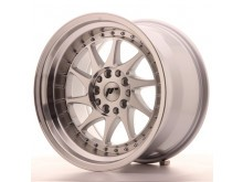 JR-Wheels JR26 Wheels Silver Machined 17 Inch 10J ET20 5x114.3/120-61308