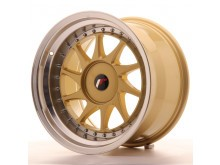 JR-Wheels JR26 Wheels Gold 17 Inch 10J ET20-25 Blank-61310
