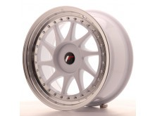 JR-Wheels JR26 Wheels White 17 Inch 8J ET20-35 Blank-61319