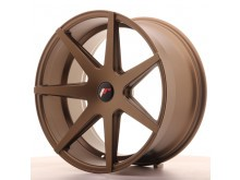 JR-Wheels JR20 Wheels Flat Bronze 20 Inch 10J ET20-40 5H Blank-58021