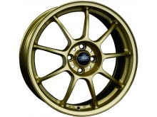 OZ-Racing Alleggerita HLT Wheels Race Gold 18 Inch 11J ET45 5x130-74425
