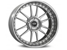 OZ-Racing Superleggera III Wheels Race Silver 18 Inch 8J ET48 5x112-74459