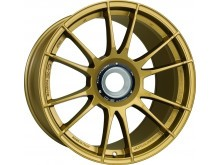 OZ-Racing Ultraleggera HLT Centerlock Wheels Race Gold 19 Inch 12J ET48 15x130-74453