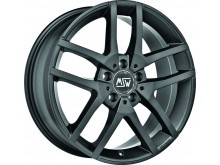 MSW MSW 28 Wheels Flat Dark Grey 17 Inch 7J ET35 5x100-73291