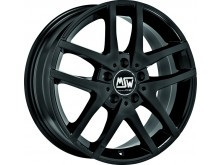MSW MSW 28 Wheels Gloss Black 17 Inch 7J ET35 5x112-70091