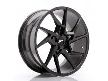 JR-Wheels JR33 20x9 ET40-48 5H Blank Hyper Gray-76468