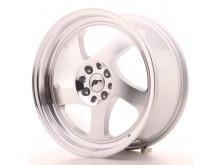 JR-Wheels JR15 Wheels Silver Machined 17 Inch 8J ET35 4x100/114.3-56154-11