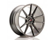 JR-Wheels JR21 18x8,5 ET40 5x112/114 Hyper Gray-76287