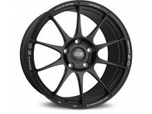 OZ-Racing Superforgiata Wheels Flat Black 19 Inch 12J ET51 5x130-72560