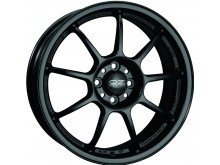OZ-Racing Alleggerita HLT Wheels Flat Black 17 Inch 7J ET49 5x114,3-71659