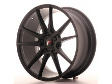 JR-Wheels JR21 Wheels Flat Black 19 Inch 8.5J ET35 5x120-61511