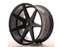 JR-Wheels JR20 Wheels Flat Black 20 Inch 11J ET30 5H Blank-61223