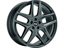 MSW MSW 40 Wheels Gloss Gun Metal 17 Inch 7J ET45 5x114,3-70957