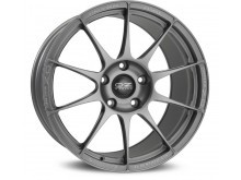 OZ-Racing Superforgiata Wheels Grigio Corsa 19 Inch 11J ET65 5x130-71230