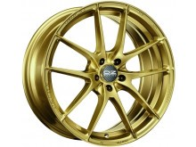 OZ-Racing Leggera HLT Wheels Race Gold 19 Inch 8J ET45 5x114,3-74342