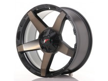 JR-Wheels JRX5 Wheels Black Titanium 20 Inch 9J ET20 6x139.7-67397
