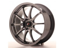 JR-Wheels JR5 Wheels Hyper Black 19 Inch 8.5J ET43 Blank-66725