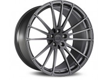 OZ-Racing Ares Wheels Flat Dark Graphite 21 Inch 9J ET20 5x112-73048